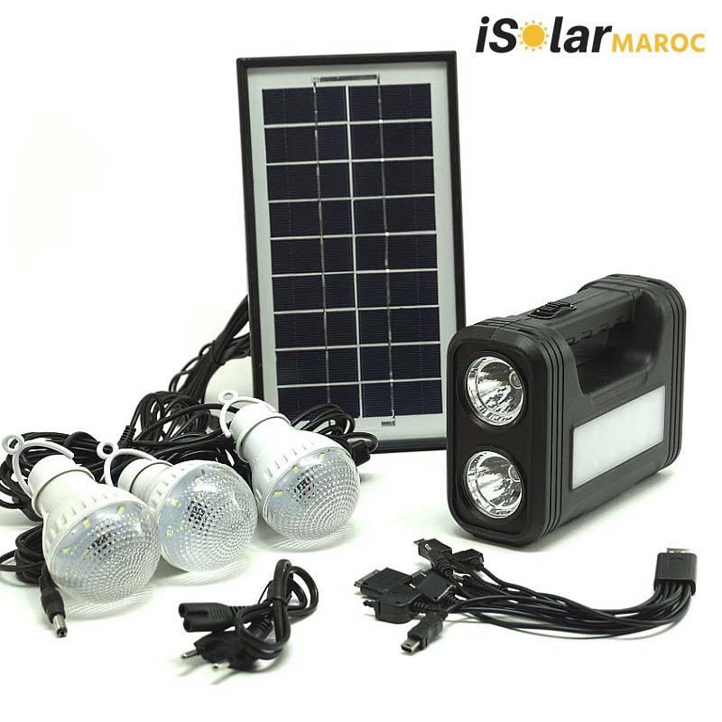 Solaire3 Projecteurbatterie Lampes 9v Led Systeme 4Acj3qL5R